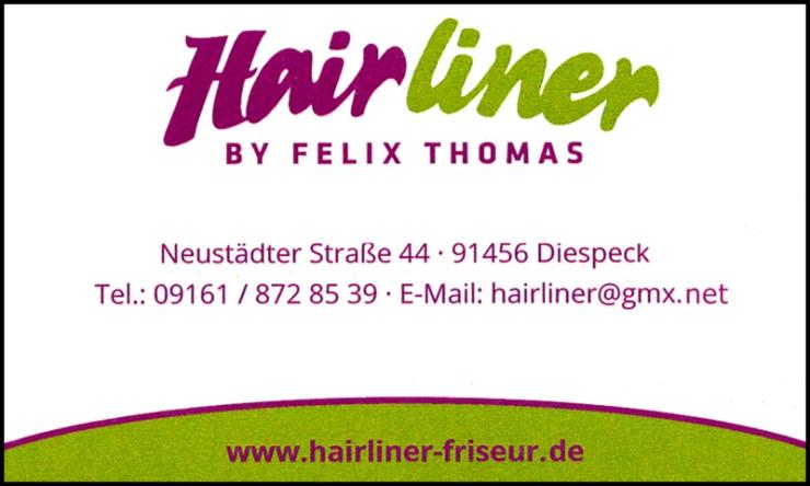 Friseur Hairliner